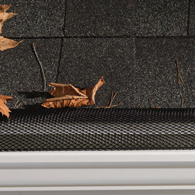 Leaf Smart gutter protection from Superior Gutter Company